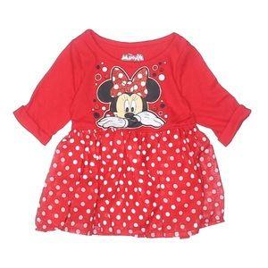 🇺🇸 DISNEY Minnie Mouse Dress 3T